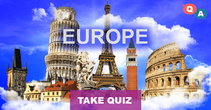 Hard Geography quiz about Europe?