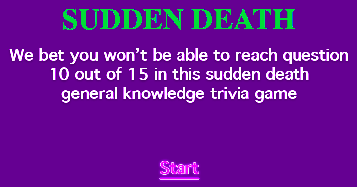 Can you get past question 10 ?