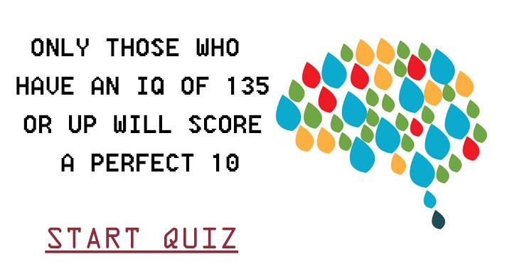 Unofficial IQ test