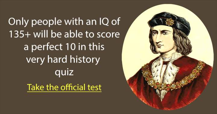 History Knowledge Test