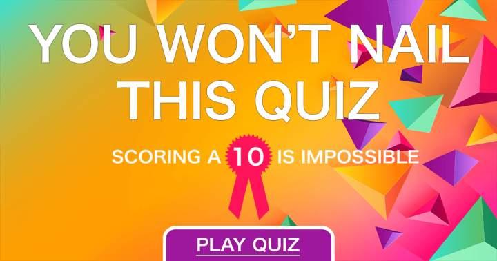 Ultimate Knowledge Quiz
